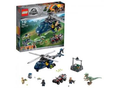 LEGO 75928 - Погоня за Блю на вертолёте