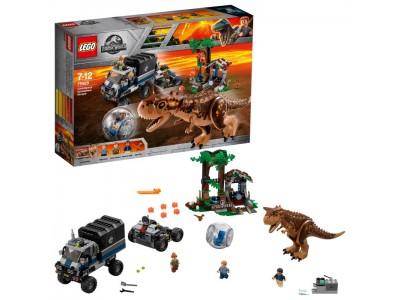 LEGO 75929 - Побег в гиросфере от карнотавра
