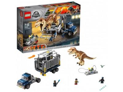 LEGO 75933 - Транспорт для перевозки Ти Рекса