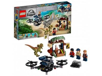LEGO 75934 - Побег дилофозавра