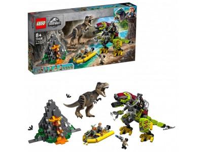 LEGO 75938 - Бой тираннозавра и робота-динозавра