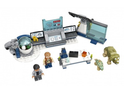LEGO 75939 - Лаборатория доктора Ву: Побег детёнышей динозавра