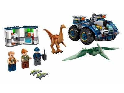 LEGO 75940 - Побег Галлимима и Птеранодона
