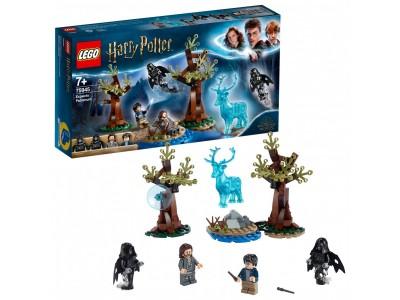 LEGO 75945 - Экспекто Патронум!