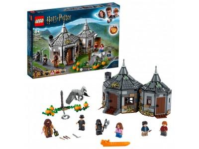 LEGO 75947 - Хижина Хагрида: спасение Клювокрыла