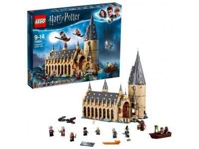 LEGO 75954 - Большой зал Хогвартса