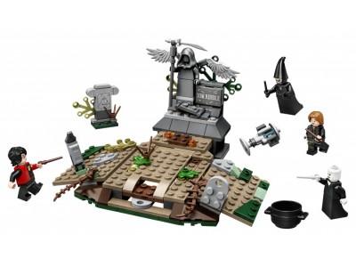 LEGO 75965 - Возвращение Лорда Волан-де-Морта
