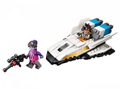 LEGO 75970 - Трейсер против Роковой Вдовы