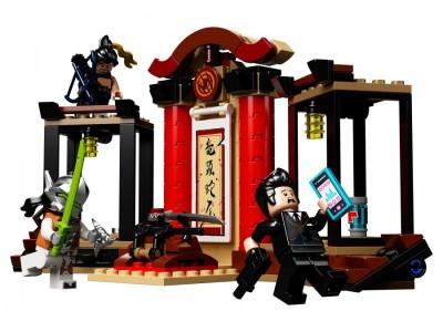 LEGO 75971 - Хандзо против Гэндзи