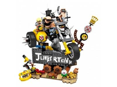 LEGO 75977 - Крысавчик и Турбосвин