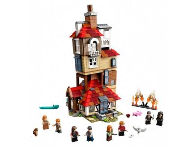 LEGO 75980 - Нападение на Нору