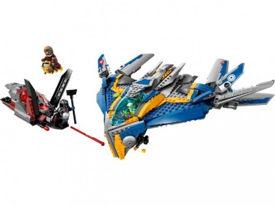 LEGO 76021 - Спасение космического корабля «Милано»