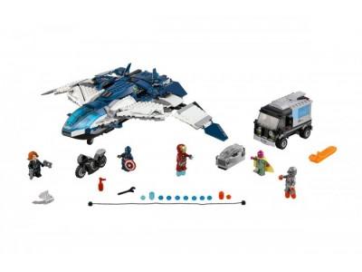 LEGO 76032 - Погоня на Квинджете Мстителей