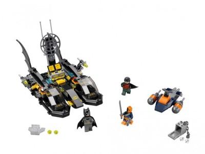 LEGO 76034 - Погоня в бухте на Бэткатере