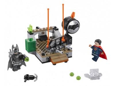 LEGO 76044 - Битва супергероев