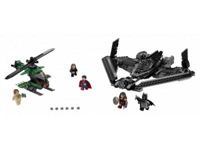 LEGO 76046 - Поединок в небе