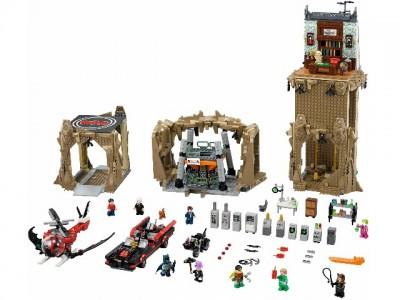 LEGO 76052 - Логово Бэтмена