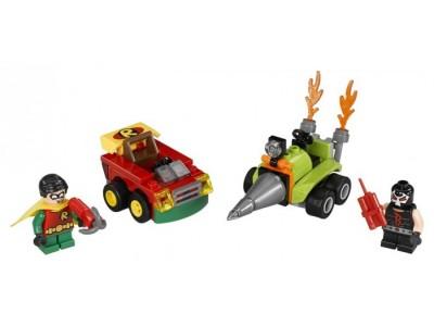 LEGO 76062 - Робин против Бейна