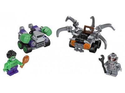 LEGO 76066 - Халк против Альтрона