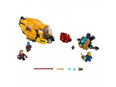 LEGO 76080 - Месть Аиши