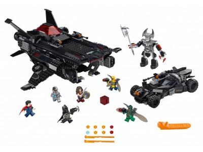 LEGO 76087 - Нападение с воздуха