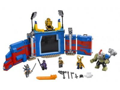 LEGO 76088 - Тор против Халка: Бой на арене