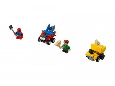 LEGO 76089 - Человек-паук против Песочного человека