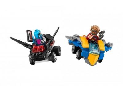 LEGO 76090 - Звёздный Лорд против Небулы