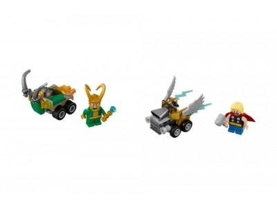 LEGO 76091 - Тор против Локи