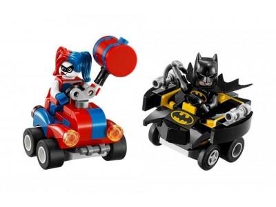 LEGO 76092 - Бэтмен против Харли Квин