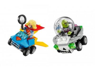 LEGO 76094 - Супергёрл против Брейниака