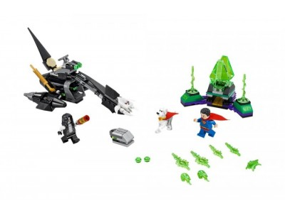 LEGO 76096 - Супермен и Крипто объединяют усилия