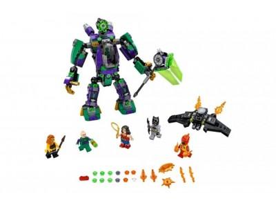 LEGO 76097 - Сражение с роботом Лекса Лютора