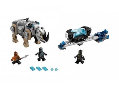 LEGO 76099 - Поединок с Носорогом