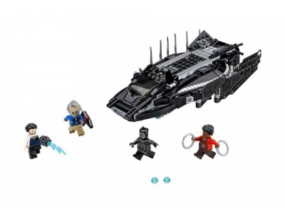 LEGO 76100 - Нападение Королевского Когтя