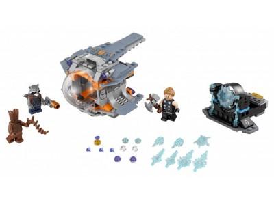 LEGO 76102 - В поисках оружия Тора