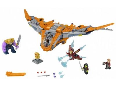 LEGO 76107 - Танос: последняя битва