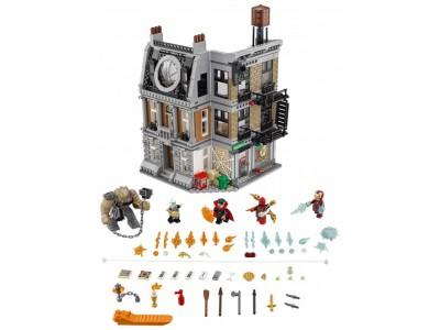 LEGO 76108 - Решающий бой в Санктум Санкторум