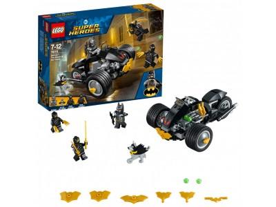 LEGO 76110 - Бэтмен: нападение Когтей