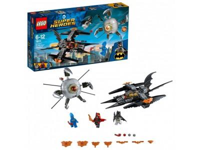 LEGO 76111 - Бэтмен: Ликвидация глаза брата