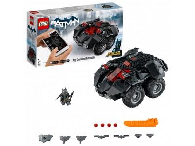 LEGO 76112 - Бэтмобиль с дистанционным управлением