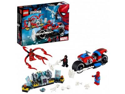 LEGO 76113 - Спасательная операция на мотоциклах