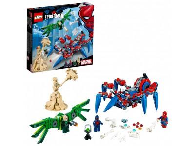 LEGO 76114 - Паучий вездеход