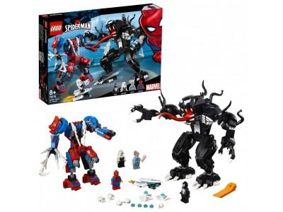 LEGO 76115 - Человек-паук против Венома