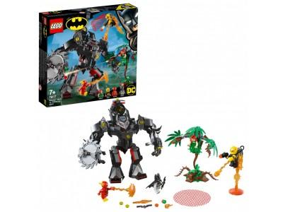 LEGO 76117 - Робот Бэтмена против робота Ядовитого Плюща