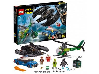 LEGO 76120 - Бэткрыло Бэтмена и ограбление Загадочника