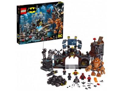 LEGO 76122 - Вторжение Глиноликого в бэт-пещеру