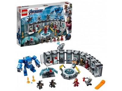 LEGO 76125 - Лаборатория  Железного человека