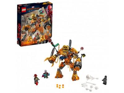 LEGO 76128 - Бой с Расплавленным Человеком