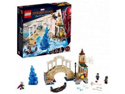 LEGO 76129 - Нападение Гидромена
